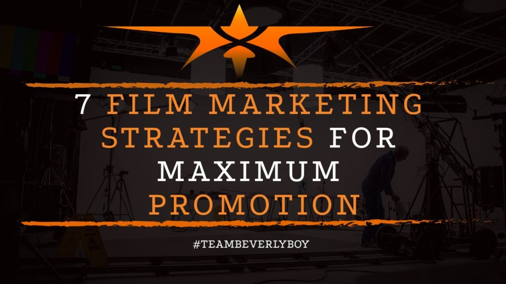 title film marketing strategies for max promotion