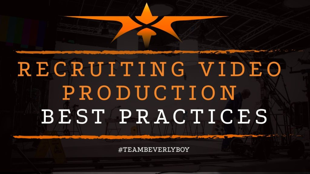 title recruiting video best practices