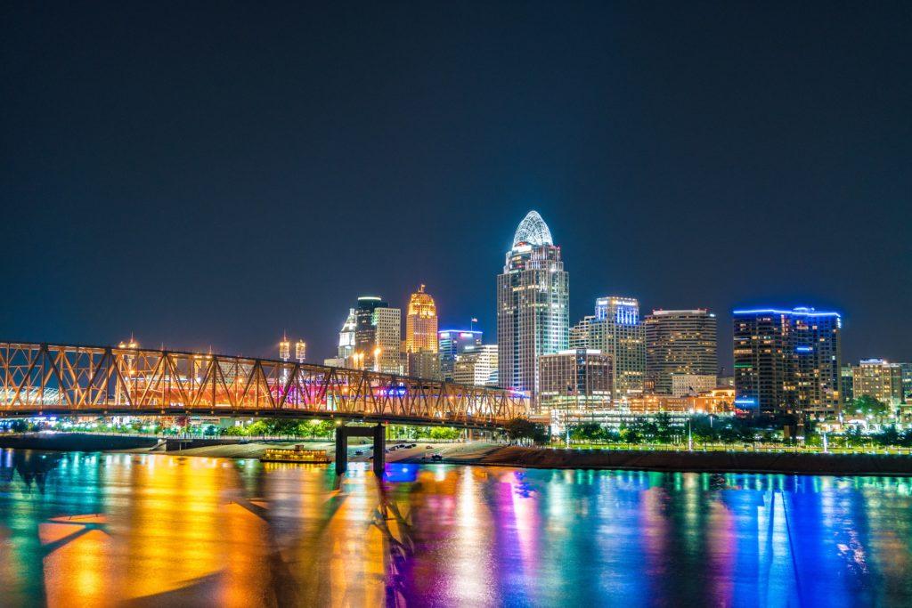 Cincinnati Ohio Live Stream Photo