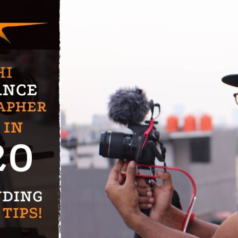 Delhi Freelance Videographer Prices in 2020