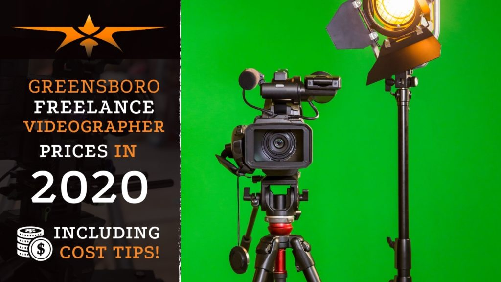 Greensboro Freelance Videographer Prices in 2020