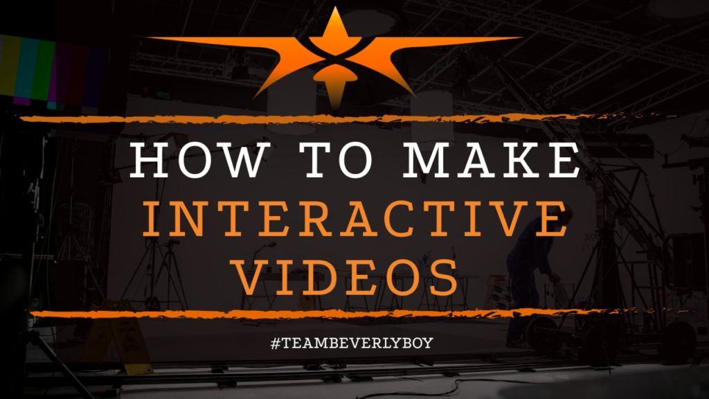 title how to make interactive video content