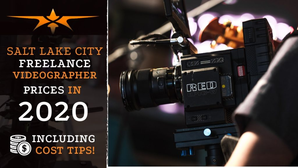 Salt Lake City Freelance Videographer Prices in 2020