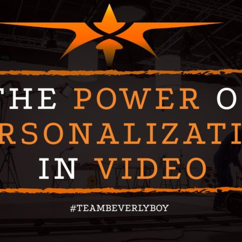 title the power of personalization in video