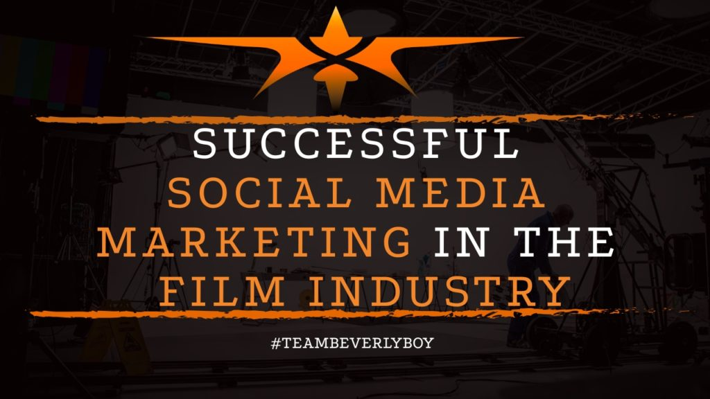 title tips for successful social media marketing in film industry