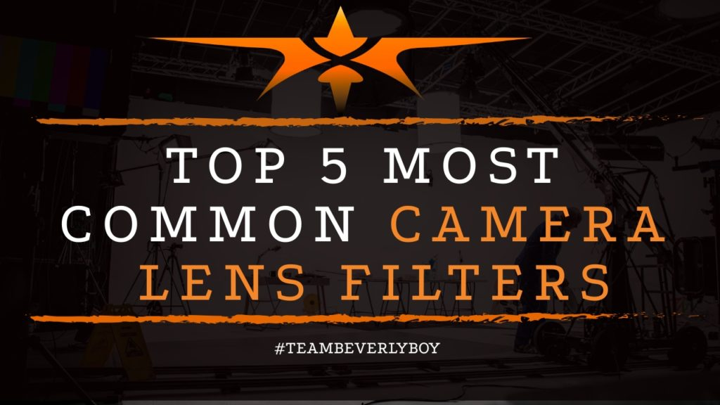 title common camera lens filters