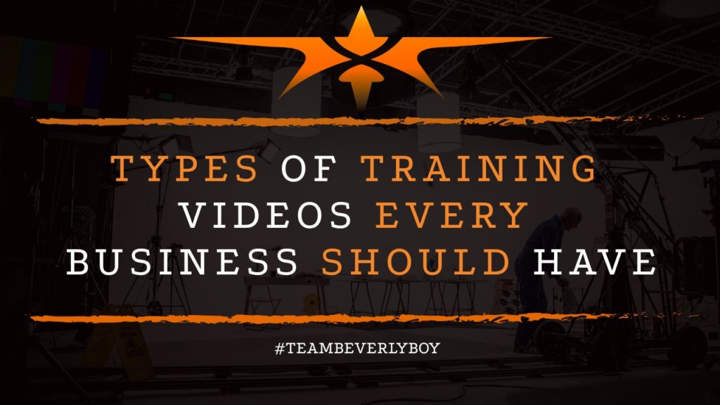 Types of Training Videos Every Business Should Have