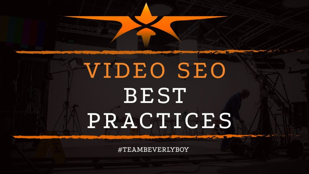 title video seo best practices
