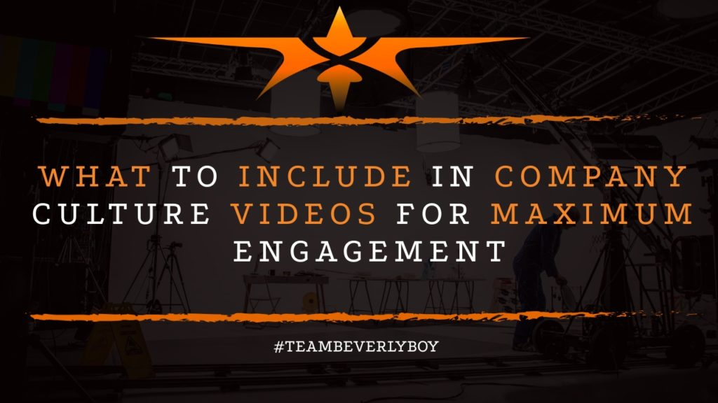 What to Include in Company Culture Videos for Maximum Engagement
