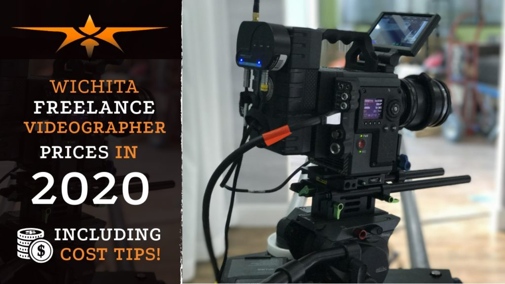 Wichita Freelance Videographer Prices in 2020