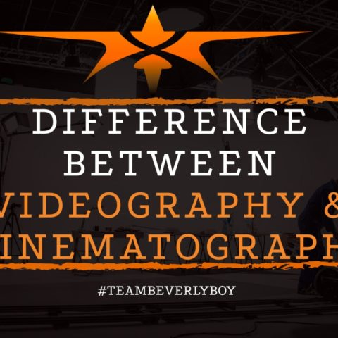 title what's the difference between videography and cinematography