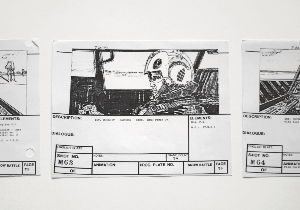 storyboard pictures