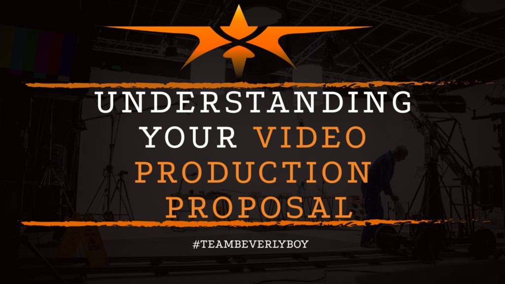title understanding video production proposals
