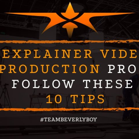 title explainer video production tips