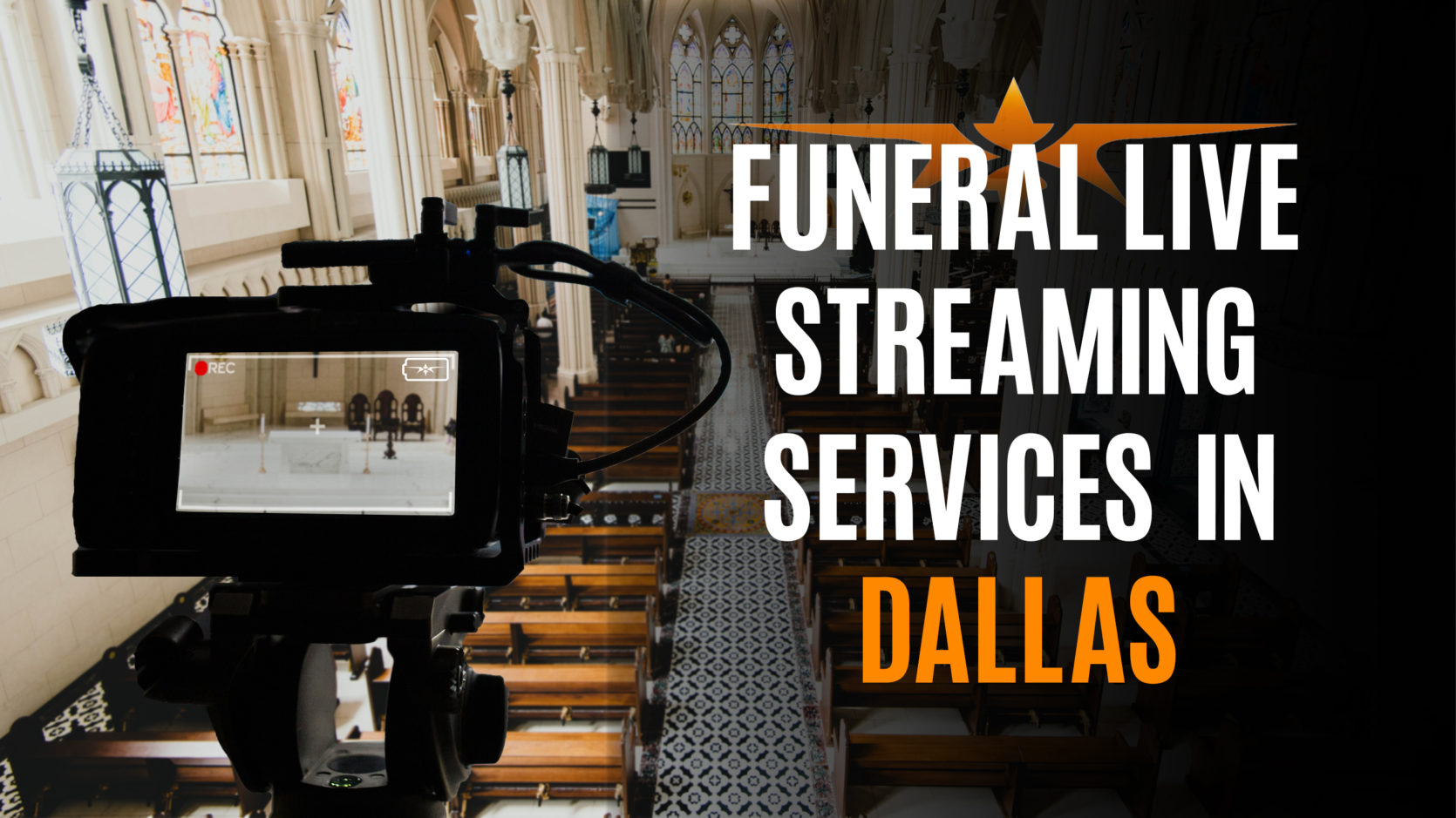 Funeral Live Streaming Services in Dallas
