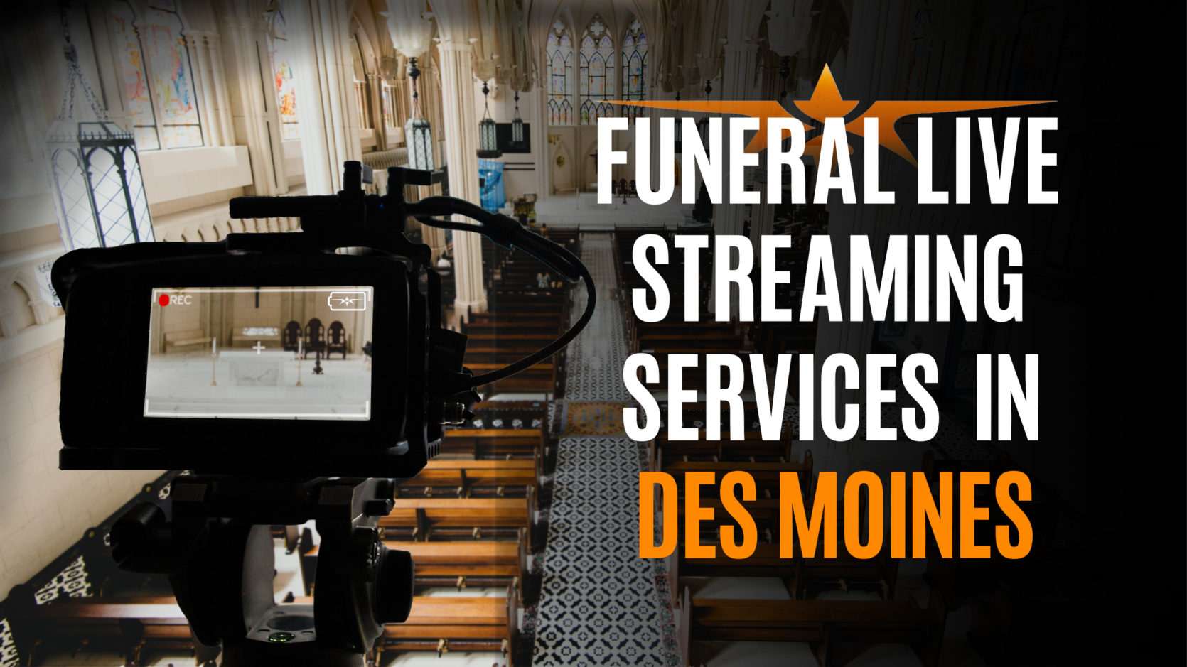 Funeral Live Streaming Services in Des Moines