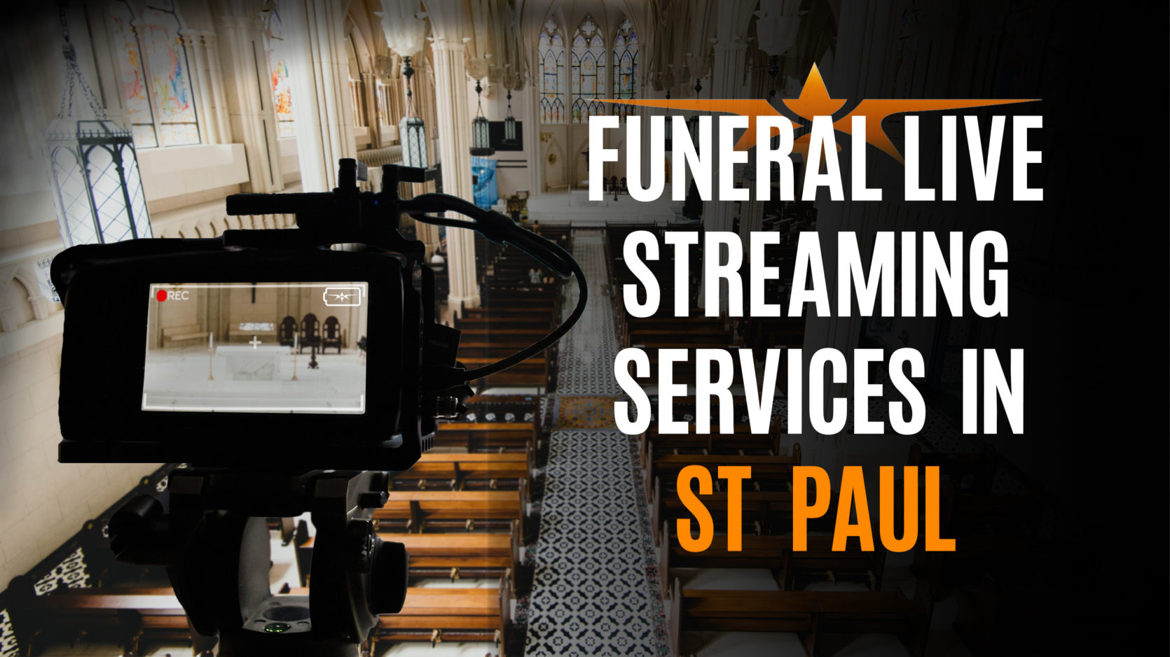 Funeral Live Streaming Services in St. Paul