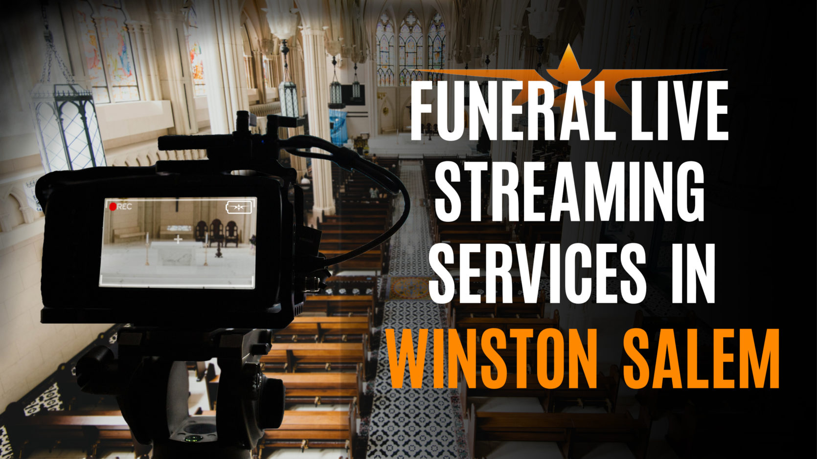 Funeral Live Streaming Services in Winston-Salem