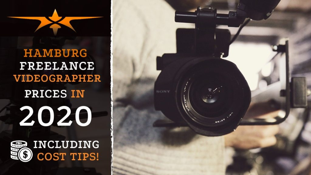 Hamburg Freelance Videographer Prices in 2020