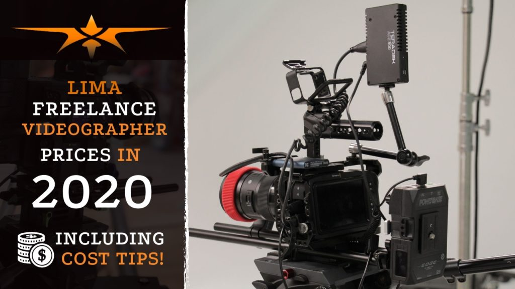 Lima Freelance Videographer Prices in 2020