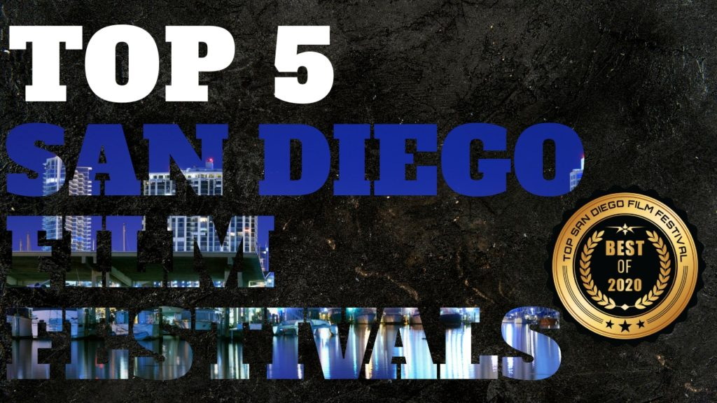 Top 5 San Diego film festivals