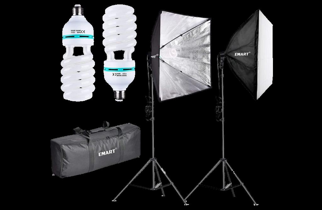 Emart Softbox Studio Equipment Lighting Kit