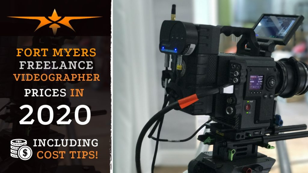 Fort Myers Freelance Videographer Prices in 2020