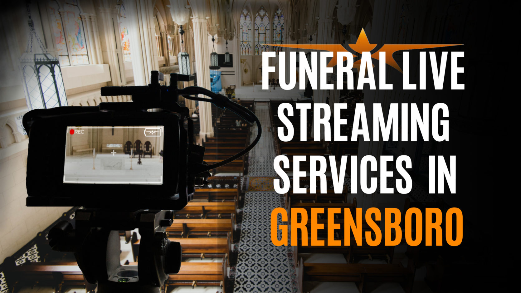 Funeral Live Streaming Services in Greensboro