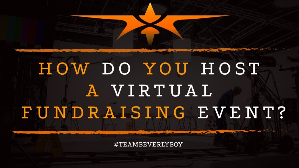 How Do You Host a Virtual Fundraising Event