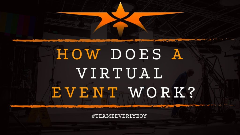 How Does a Virtual Event Work