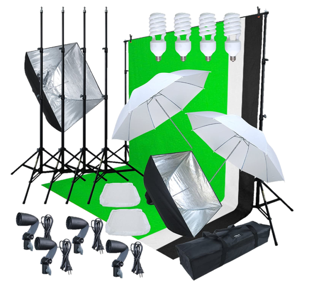 Linco Lincostore Studio Light Kit-transparent