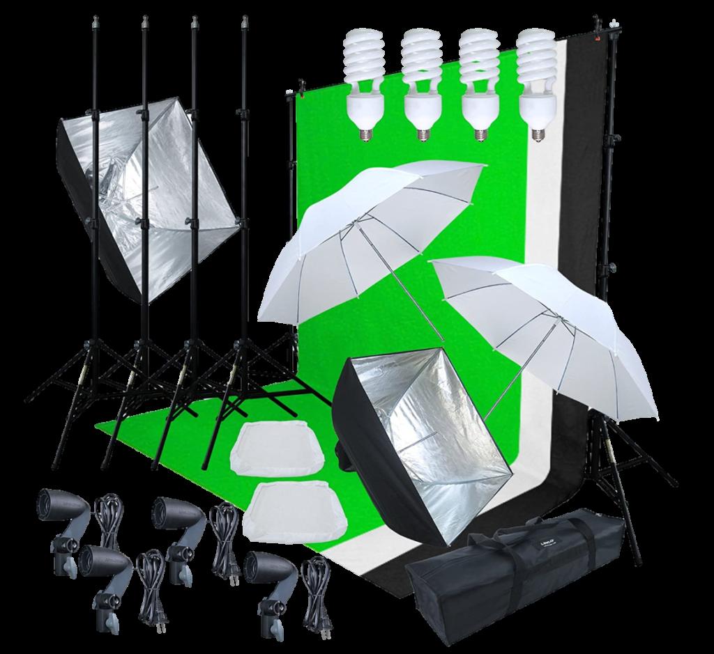 Linco Lincostore Studio Light Kit