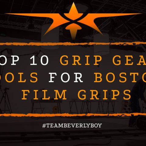 Top 10 Grip Gear Tools for Boston Film Grips