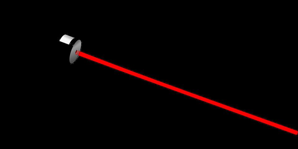 laser pointer