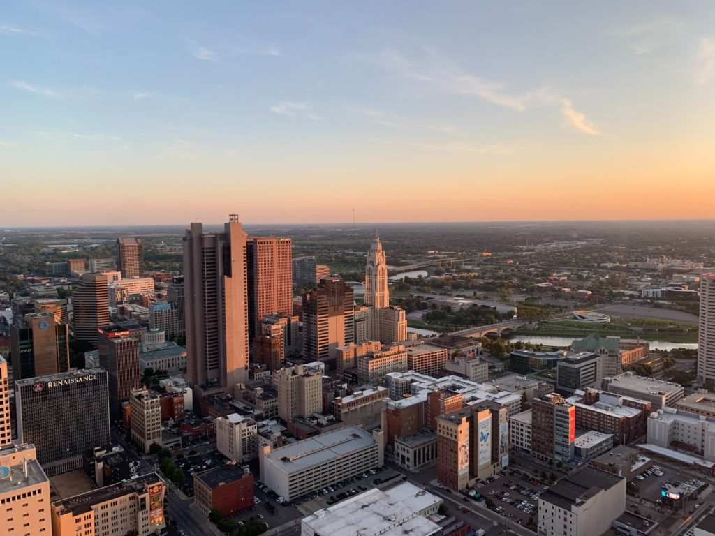 Columbus Ohio Cityline