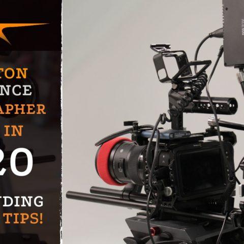 Hamilton Freelance Videographer Prices in 2020