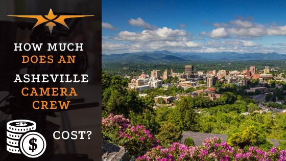 How much does anAshevillecameracrewcost-