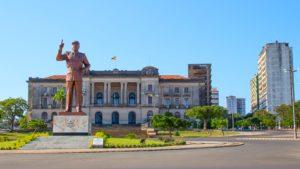 Maputo camera crew cost rates
