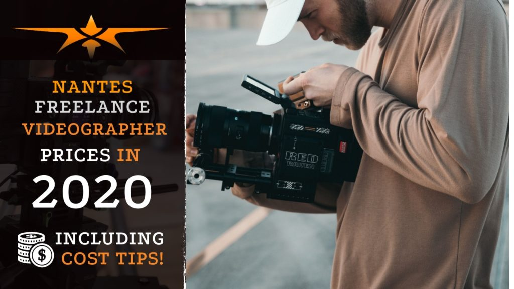 Nantes Freelance Videographer Prices in 2020