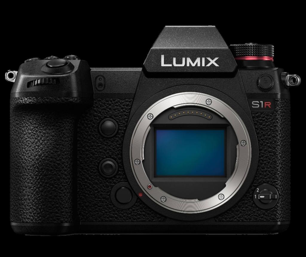 Panasonic Lumix S1R Mirrorless Camera