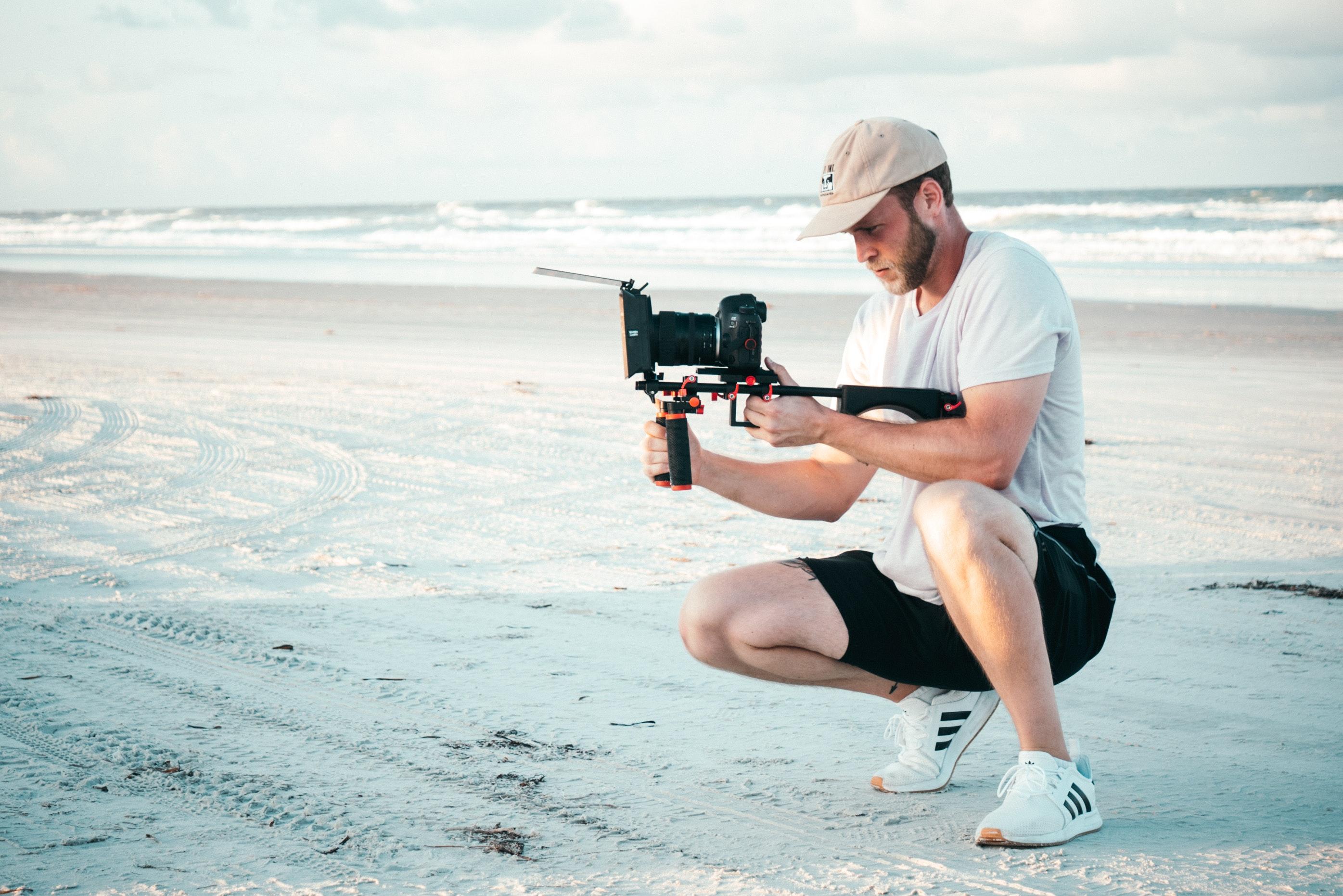 Spain Camera Crew