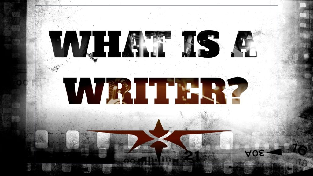 What is a Writer & What's Their Position on Set?