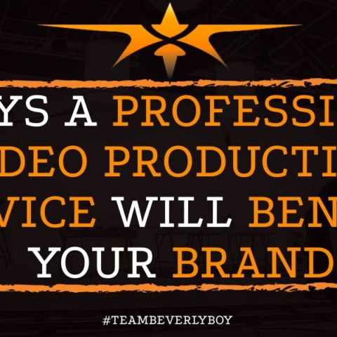 3 Ways a Professional Video Production Service Will Benefit Your Brand
