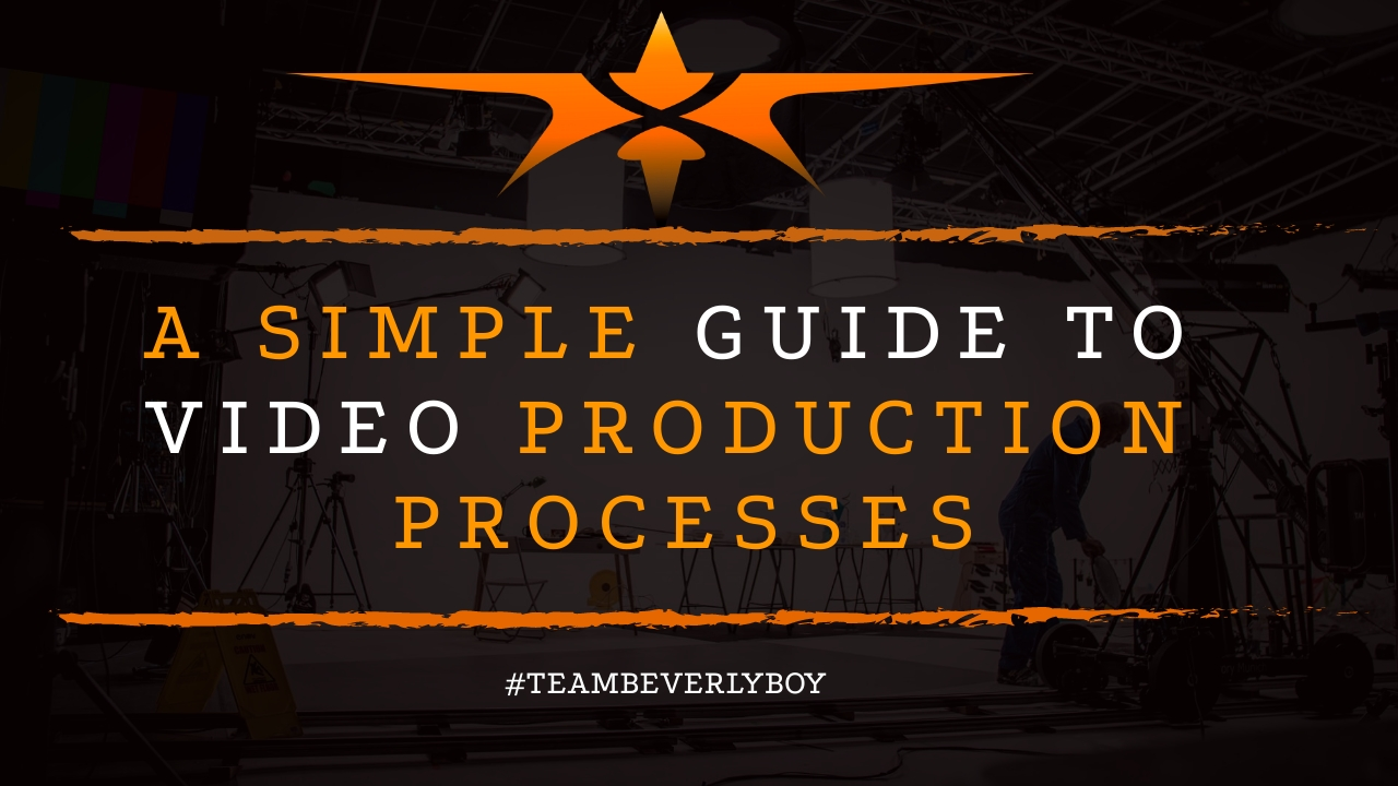 A Simple Guide to Video Production Processes