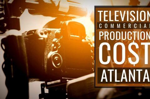 Cost to produce a commercialinAtlanta