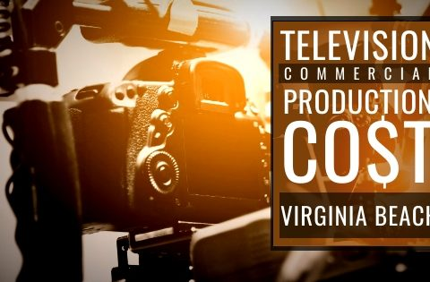 Cost to produce a commercialinVirginia Beach