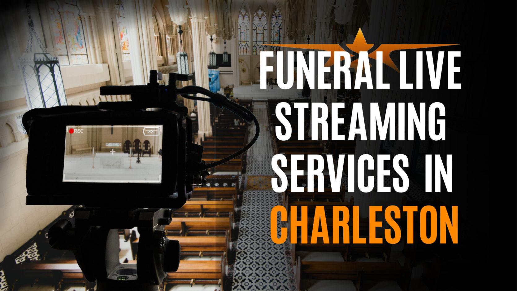 Funeral Live Streaming Services in Charleston