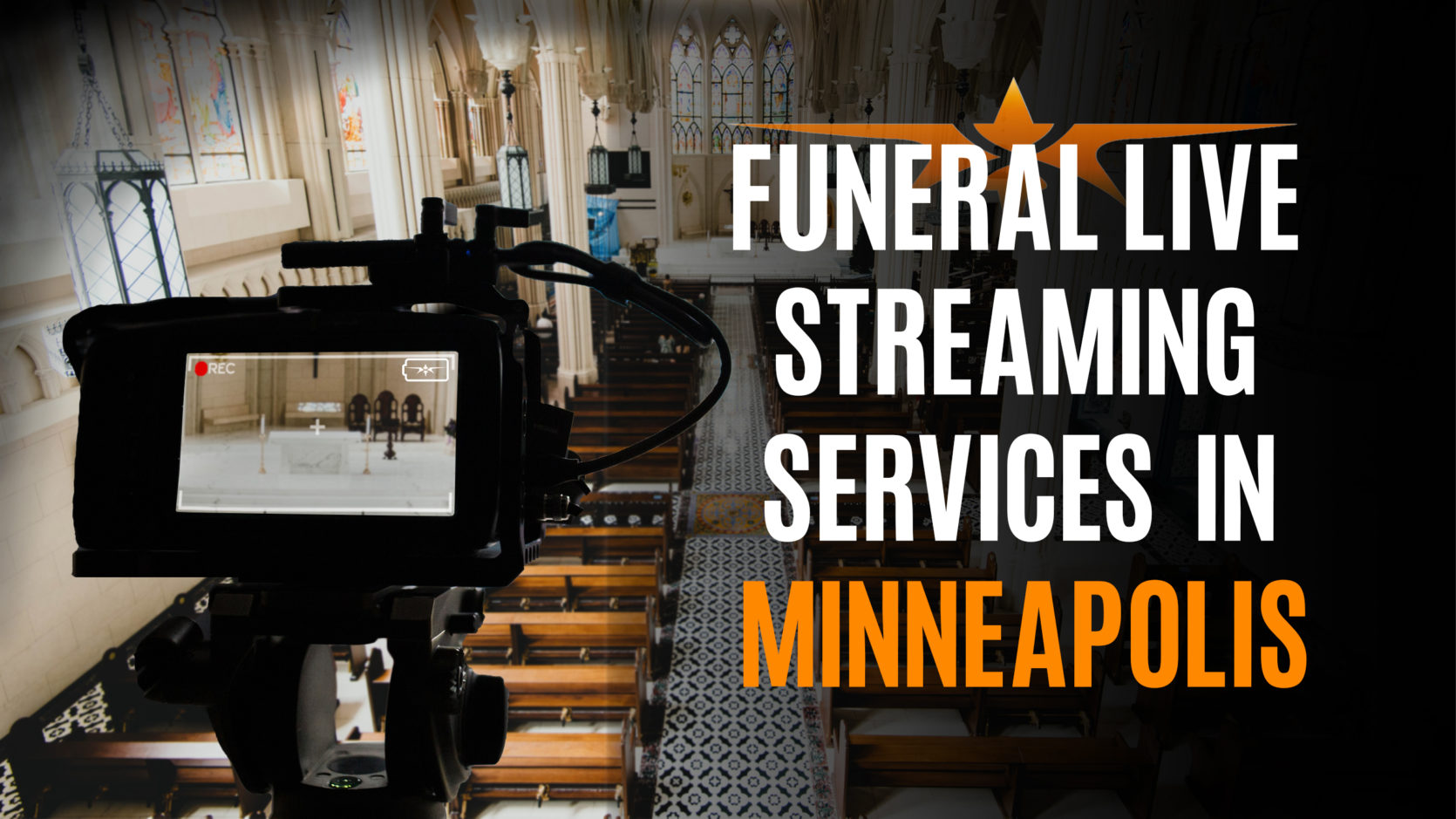 Funeral Live Streaming Services in Minneapolis
