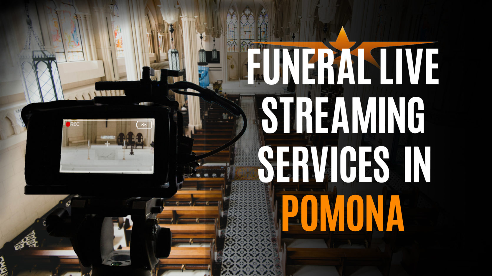 Funeral Live Streaming Services in Pomona