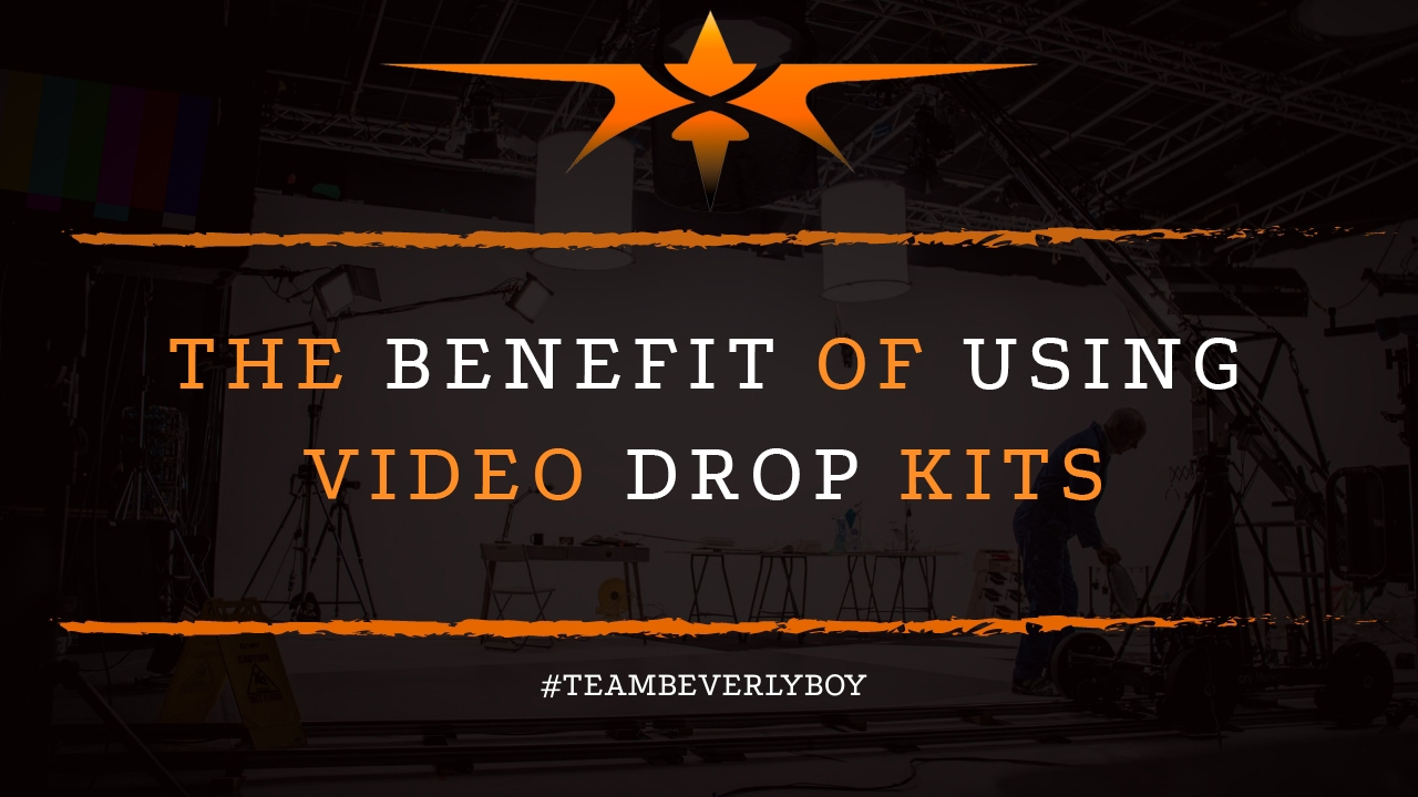 The Benefit of Using Video Drop Kits